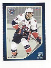 2013-14 Bridgeport Sound Tigers (AHL) Aaron Ness (Hershey Bears)