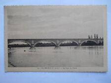 """CPSM """"Marmande - Le pont de pierre"""""""