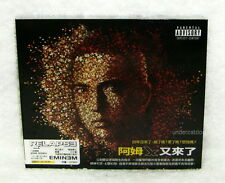 Eminem Relapse 2009 Taiwan CD w/BOX (Dr.Dre & 50 Cent)