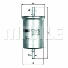 Inline Fuel Filter - MAHLE KL 165/1 - Car - Fits Smart FourTwo - Genuine Part