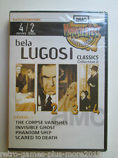 amc Monster Fest: Bela Lugosi Classics Collection 2 (DVD, 2003) New Region 1