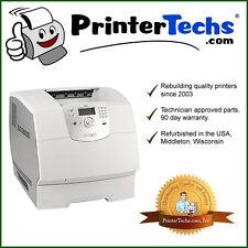 REFURBISHED Lexmark T644N 4061-410 20G0350 Network Laser Printer !  MINT!