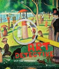 Art Detective: Spot the Difference!-ExLibrary