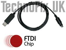 FTDI USB Cat & programming cable for Yaesu FT-747 FT-767 FT-980 FT-1000 FT-1000D