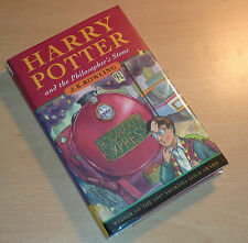 Harry Potter and the Philosophers Stone UK Ted Smart 1st/1st Edition Hardcover