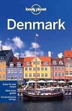 Lonely Planet Denmark (Travel Guide)-ExLibrary