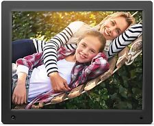 "Nixplay Original 15"" WiFi Cloud Digital Photo Frame. iPhone & Android App E-Mail"