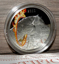 Malawi 2010 Year of the TIGER 28,28 g Silver Proof Coin