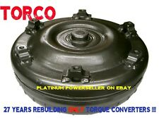 4L80E torque converter GM88 low stall and high stall with 1 year warranty