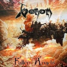 VENOM - FALLEN ANGELS  CD 15 TRACKS NEU