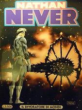 NATHAN NEVER n. 98 ( IL DIVORATORE DI MONDI ) ed. BONELLI