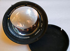 "508mm F5.6 20"" Bausch Lomb Anastigmat Military LENS PARTS FRONT CELL OBJECTIVE"
