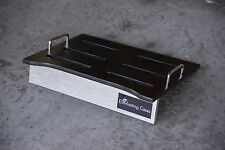 PEDALBOARD - Black and Silver -for Guitar Effects BY EVERLASTING CASES