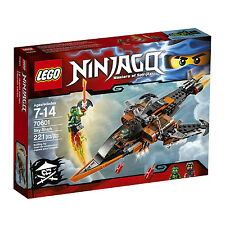 LEGO NINJAGO™ Sky Shark #70601 Free Shipping New