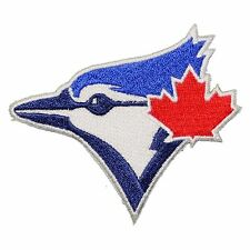 Toronto Blue Jays Baseball MLB Iron On Sew Patch Embroidered Team Logo 3 Inch