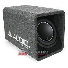 "JL AUDIO HO112-W6v3 12"" Ported H.O. Wedge™ Enclosure w/ (1) 12W6v3 Sub 600W New"