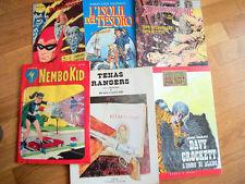 PHANTOM n°99 -Texas Rangers-Davy Crockett Hobby&Work- Ken Parker n°21- NEMBO KID