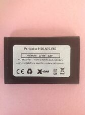 BATTERIA NOKIA-6100-3650- BL-5C-COMPATIBILE  made in Italy    QUALITY TOP