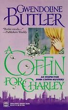 A Coffin For Charley, Gwendoline Butler, Good Book