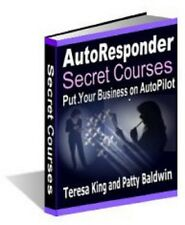 AutoResponder Secret Courses Email Marketing Stratagies Websites on Autopilot