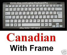SONY PCG-5N2L PCG-5N4L Keyboard Clavier 148088211 - Canadian CA - White - With f