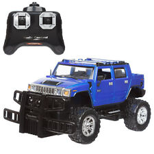 Satzuma Full Function Radio Controlled RC Hummer (H2) 1:24 Scale 10 Meter Range