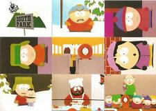 South Park Trading Cards Completo 70 Tarjeta Base Set Trading Cards De Comic Images