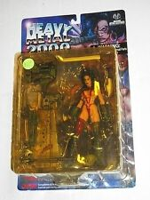 Moore Action Collectibles Heavy Metal 2000 F.A.K.K. 2 Figure MOSC