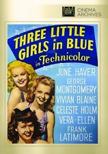 Three Little Girls in Blue - Region Free DVD - Sealed