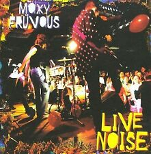 MOXY FRÜVOUS - Live Noise [PA] CD ** Excellent Condition **