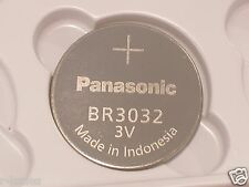 3 bulk PANASONIC BR3032 CR3032 3v Lithium Battery CR 3032 EXPIRE 03/2025
