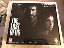 The Last Of Us Rare Ellie Collectors Edition European Version New Post Pandemic