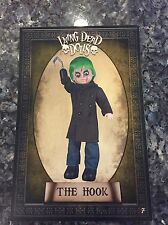 LIVING DEAD DOLLS RESURRECTION X THE HOOK POSTCARD #7 NO STAMP FREE SHIPPING