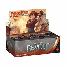 BOX 36 Buste Magic Aether Revolt (Rivolta dell'etere) Italiano Nuovo