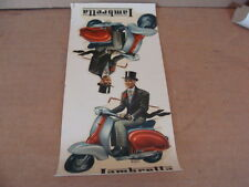 DECAL LAMBRETTA PER SCOOTER LAMBRETTA INNOCENTI 125 150 LD 175 TV OLD ITALY