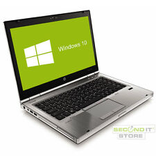 HP EliteBook 8460p Notebook Intel Core i5 2x 2,5 GHz 4 GB RAM 320 GB HDD Win 10
