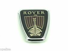 Genuine New ROVER REAR BADGE Boot Emblem For 400 1999-2000 Saloon 5DR Hatchback