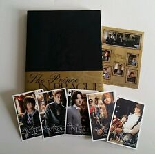 TVXQ Dong Bang Shin Ki TOHOSHINKI The Prince in Prague Photo Album Korea VCD
