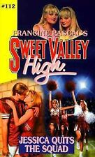 Jessica Quits the Squad (Sweet Valley High)-ExLibrary