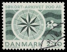 "DENMARK 751 (mi802) - Hydrographic Department ""Compass Rose"" (pf74658)"