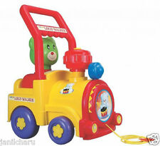 Baby Walker Pull along Loco and Walker for toddlers