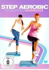 Step Aerobic Fatburner Workout (2010, REGION 0 DVD New)