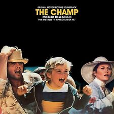 The Champ - Original Score - Limited Edition - Dave Grusin