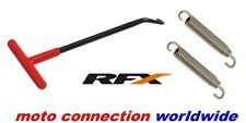 RFX  EXHAUST STAINLESS 90mm Length SPRINGS with RFX SPRING PULLER TOOL
