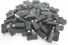 100pc Mini USB Female to Micro USB Male Adapter Charger Converter Adaptor
