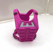 ZODAK PINK ARMOR • MASTERS OF THE UNIVERSE • MOTU CLASSICS PARTS