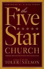 The Five Star Church Stan Toler Alan Nelson, Alan Free Shipping New Book
