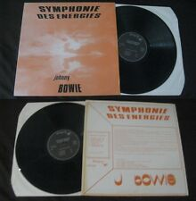 JOHNNY BOWIE - Symphonie Des Energies LP French Contemporary Avant garde folk