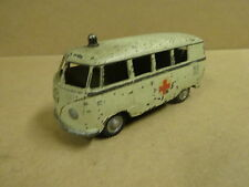 VINTAGE MARKLIN MADE IN WESTERN GERMANY / VOLKSWAGEN VW T1 AMBULANCE