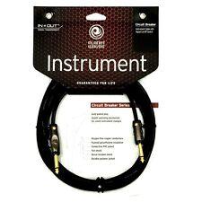 Planet Waves Pw-ag-10 Cable Instrumento Con Interruptor Plug 3 Metros De Largo.